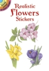 Realistic Flowers Stickers - Book