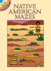 Native American Mazes - Book