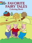 Favorite Fairy Tales Coloring Book - Book