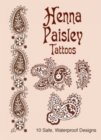 Henna Paisley Tattoos - Book