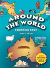 Around the World Coloring Book - Book