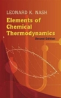 Elements of Chemical Thermodynamics - Book