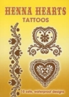 Henna Hearts Tattoos - Book