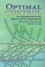 Optimal Control : An Introduction to the Theory and Its Applications - Book
