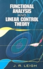 Functional Analysis and Linear Control Theory - Book