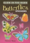 Glow-In-The-Dark Butterflies Stickers - Book