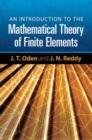 An Introduction to the Mathematical Theory of Finite Elements - Book