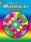 My First Mandalas Coloring Book - Book
