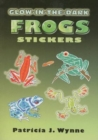 Glow-In-The-Dark Frogs Stickers - Book