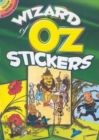 Wizard of Oz Stickers - Book