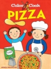 Color and Cook Pizza - Book
