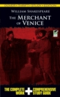 The Merchant of Venice Thrift Study Edition - Book