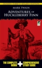 Adventures of Huckleberry Finn Thrift Study - Book