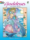 Goddesses Coloring Book - Book