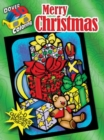 3-D Coloring Book - Merry Christmas - Book