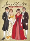 Jane Austen Paper Dolls : Four Classic Characters - Book