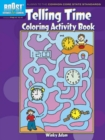 BOOST Telling Time Coloring Activity Book - Book