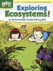 BOOST Exploring Ecosystems! An Environmentally Friendly Coloring Book - Book