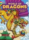 World of Dragons Coloring Book - Book