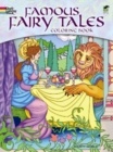Famous Fairy Tales Coloring Book - Book