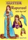 Glitter Rapunzel Sticker Paper Doll - Book