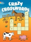 Crazy Crosswords Activity Book - Book