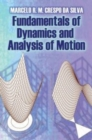 Fundamentals of Dynamics and Analysis of Motion - Book