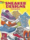 Sneaker Designs Coloring Book - Book