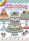 Little Bakery Sticker Activity Book - Book