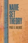 Naive Set Theory - Book