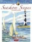 Creative Haven Seashore Scenes Coloring Book - Book