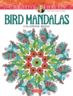 Creative Haven Bird Mandalas Coloring Book - Book