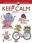 Creative Haven Keep Calm And... Coloring Book - Book
