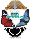 Beautiful Press-Out Flying Butterflies - Book