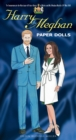 Harry and Meghan Paper Dolls - Book