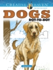 Creative Haven Dogs Dot-to-Dot - Book