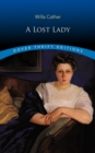 A Lost Lady - Book