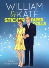 William & Kate Sticker Paper Dolls - Book
