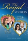 The Royal Stickers: William & Kate, Harry & Meghan - Book