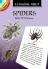 Learning About Spiders : With 12 Stickers - Book