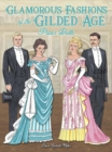 Glamorous Fashions of the Gilded Age Paper Dolls - Book
