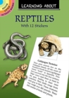 Learning About Reptiles - Book