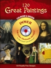 120 Great Paintings - Book