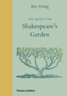 The Quest for Shakespeare's Garden - Book