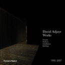 David Adjaye - Works : Houses, Pavilions, Installations, Buildings, 1995-2007 - Book