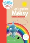 Let's Explore with Messy: A Nature Kit for Mini Scientists - Book