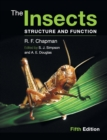 The Insects : Structure and Function - Book