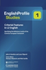 Criterial Features in L2 English : Specifying the Reference Levels of the Common European Framework - Book