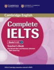 Complete : Complete IELTS Bands 5-6.5 Teacher's Book - Book