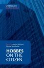 Hobbes: On the Citizen - Book